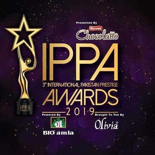 International Pakistan Prestige Awards (IPPA), IPPA Awards 2019 Full Show