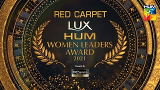 Red Carpet - LUX HUM Women Leaders Award 2021